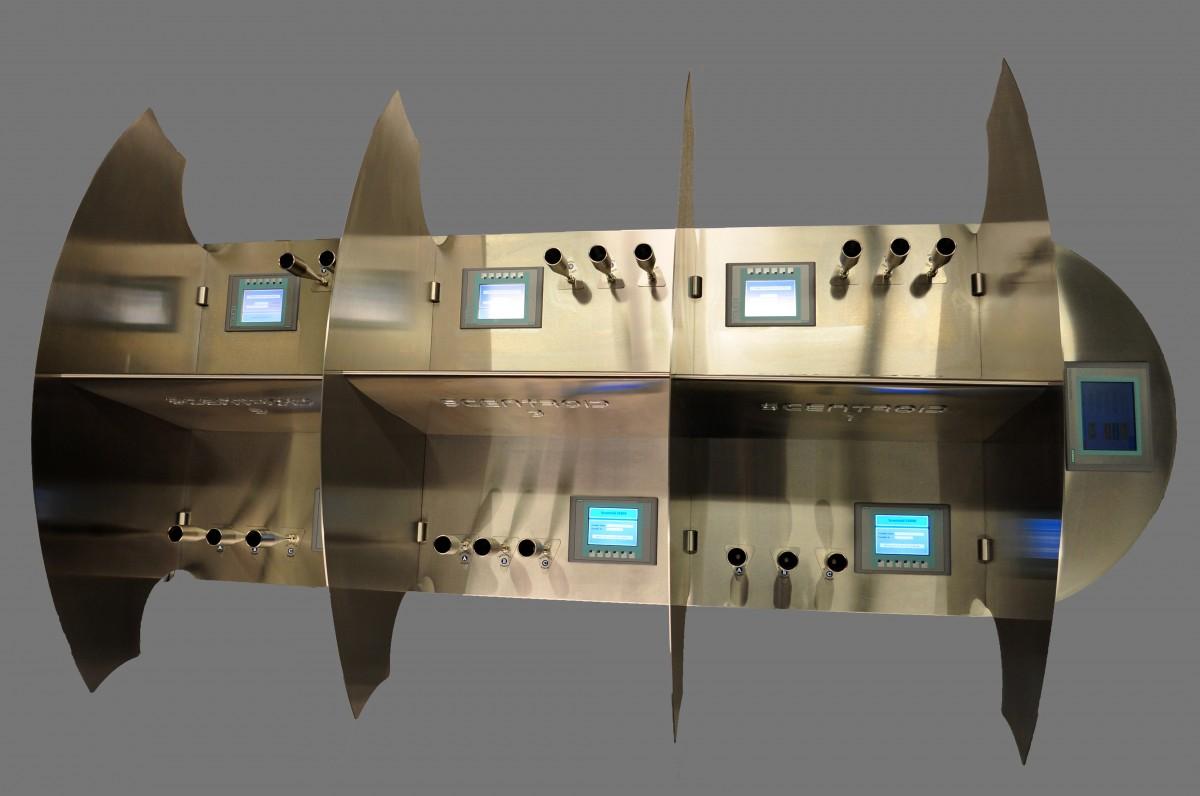 SS600 Olfattometro a diluizione dinamica 5