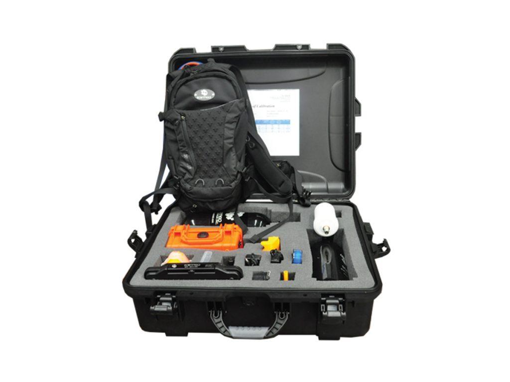 Olfattometro da campo automatico SM100i 2
