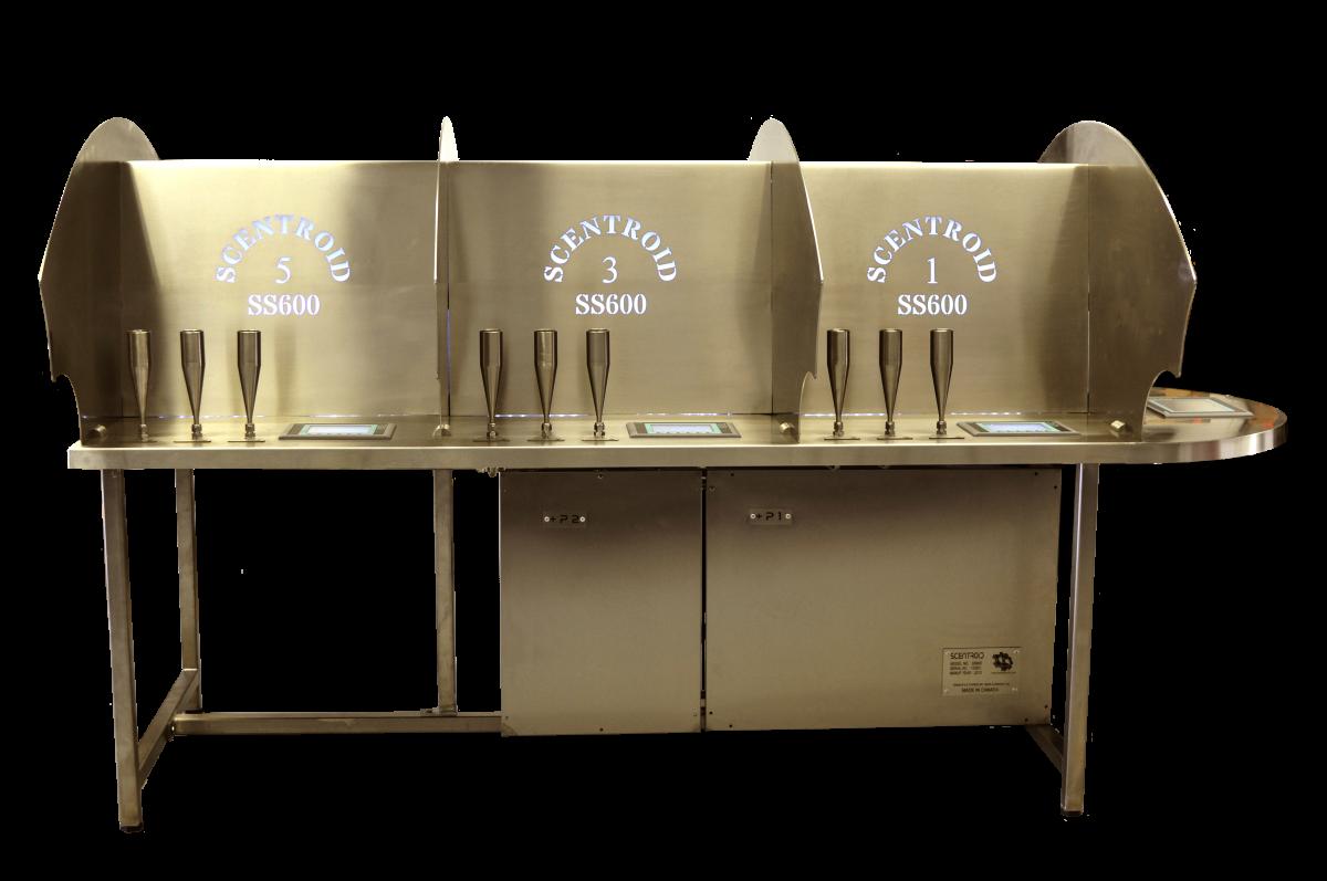 SS600 Olfattometro a diluizione dinamica 6