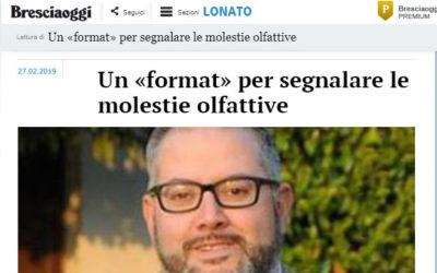 """Un """"format"""" per segnalare le molestie olfattive"""
