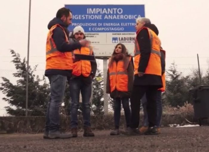 Odour Field Inspection - Metodo a griglia