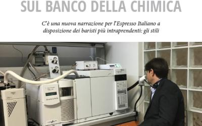 Gli stili dell'espresso italiano sul banco della chimica